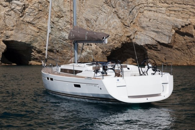Trend Travel Yachting, Jeanneau Sun Odyssey 479 Badepause. 3