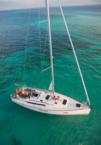 Trend Travel Yachting, Jeanneau Sun Odyssey 479 Badepause. 6
