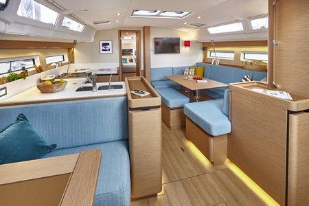 Trend Travel Yachting Jeanneau Sun Odyssey 490, Chartern oder Kaufen. Interieur (9)