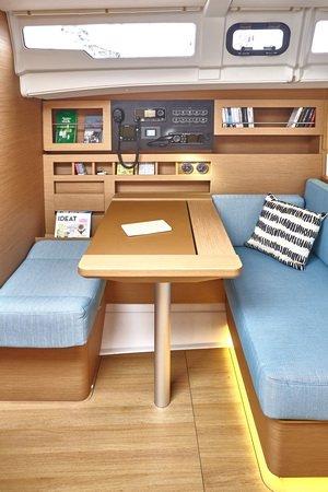 Trend Travel Yachting Jeanneau Sun Odyssey 490, Chartern oder Kaufen. Interieur (5)