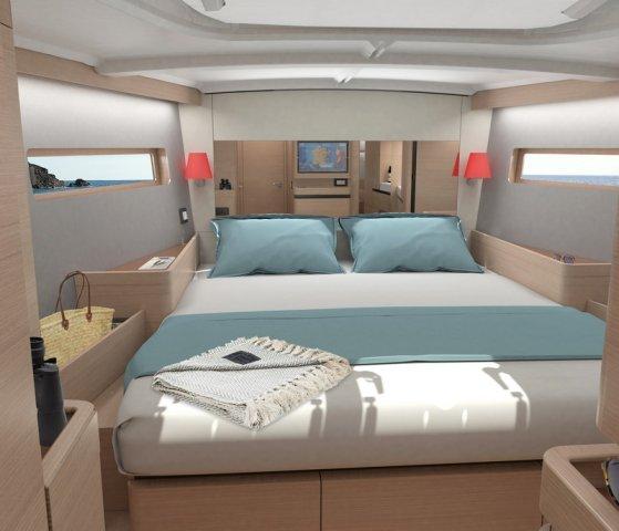Trend Travel Yachting Jeanneau Sun Odyssey 490, Chartern oder Kaufen. Interieur, Kabine (19)