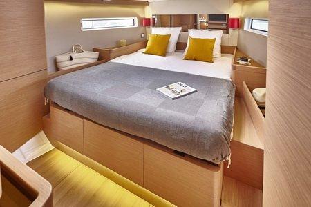 Trend Travel Yachting Jeanneau Sun Odyssey 490, Chartern oder Kaufen. Interieur (13)