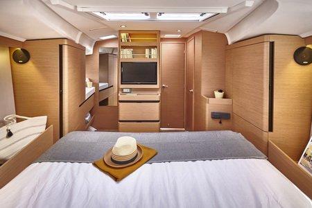 Trend Travel Yachting Jeanneau Sun Odyssey 490, Chartern oder Kaufen. Interieur (12)