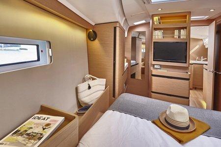 Trend Travel Yachting Jeanneau Sun Odyssey 490, Chartern oder Kaufen. Interieur (11)