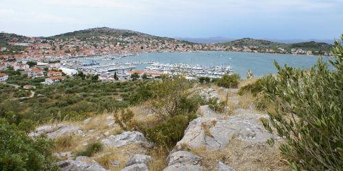 Yachtcharter Croatia ab Pula und Split