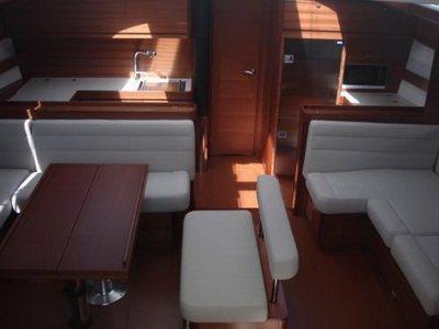 Dufour 560 Gebrauchtyacht von Trend Travel Yachting