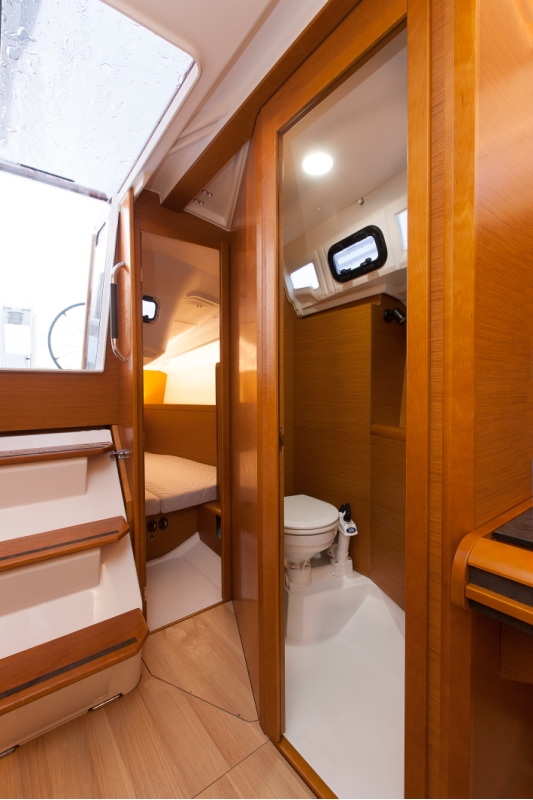 Sun Odyssey 349 Trend Travel Yachting