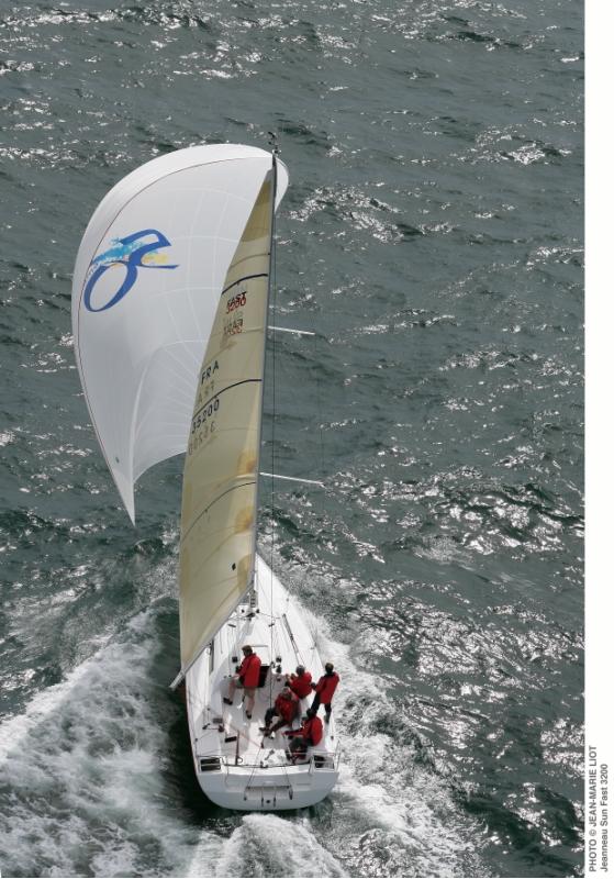 Trend Travel Yachting, Jeanneau Yachten Kaufen oder Chartern. Sun Fast 3200, Unter Segeln (12)