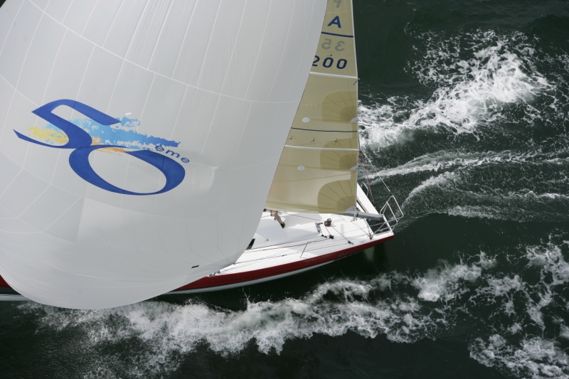 Trend Travel Yachting, Jeanneau Yachten Kaufen oder Chartern. Sun Fast 3200, Unter Segeln (11)
