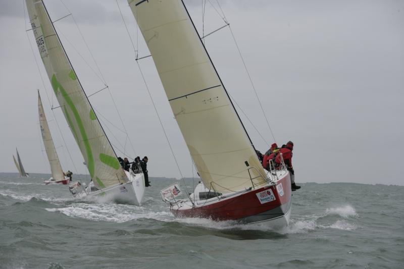 Trend Travel Yachting, Jeanneau Yachten Kaufen oder Chartern. Sun Fast 3200, Unter Segeln (7)