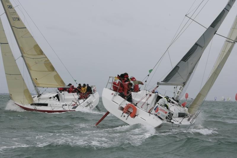 Trend Travel Yachting, Jeanneau Yachten Kaufen oder Chartern. Sun Fast 3200, Unter Segeln (9)