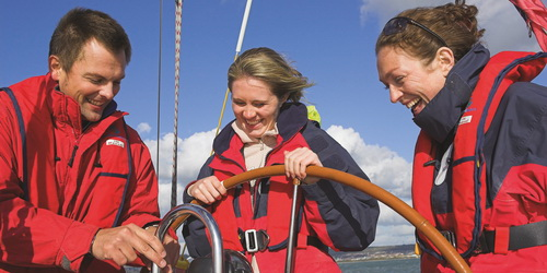 Trend Travel Yachting Skippertraining