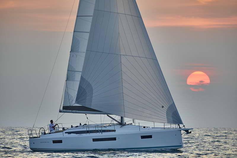 Trend Travel Yachting Sun Odyssey 410 Aussen (5)