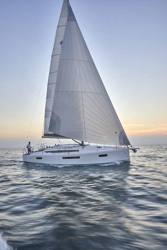 Trend Travel Yachting Sun Odyssey 410 Aussen (6)