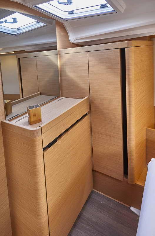 Trend Travel Yachting Sun Odyssey 410 Innen (10)