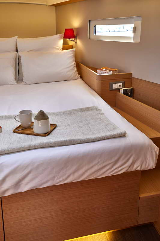 Trend Travel Yachting Sun Odyssey 410 Innen (13)