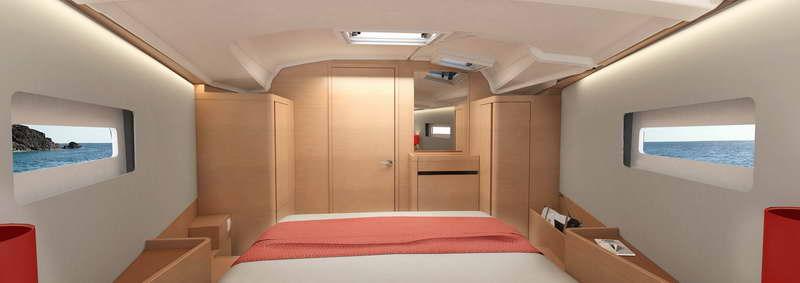 Trend Travel Yachting Sun Odyssey 410 Innen (2)