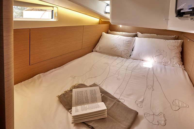 Trend Travel Yachting Sun Odyssey 410 Innen (4)
