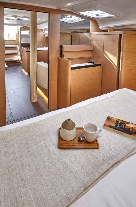 Trend Travel Yachting Sun Odyssey 410 Innen (7)