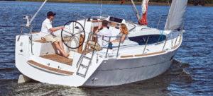 Trend Travel Yachting, Jeanneau Sun Odyssey 319. Modell mit Kurzkiel, Sonderaktion