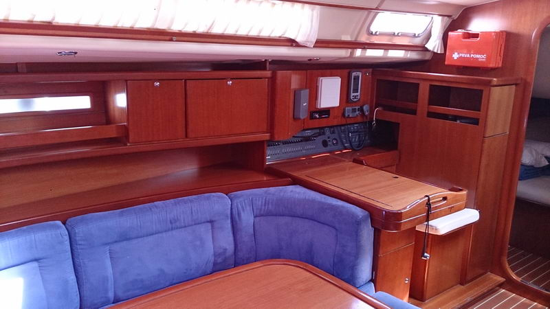 Dufour 455 Sea Pearl Gebrauchtyacht Trend Travel Yachting