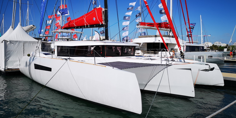 Trend Travel Yachting Neel 47 Trimaran
