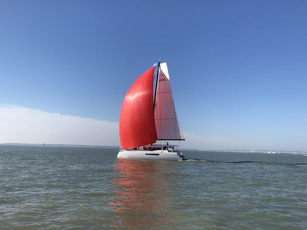 Trend Travel Yachting Neel 47 Trimaran Aussenansicht_1
