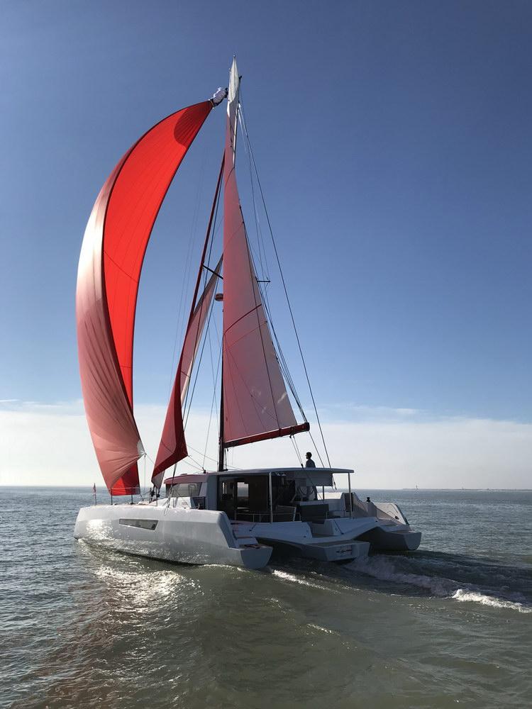 Trend Travel Yachting Neel 47 Trimaran Aussenansicht_3