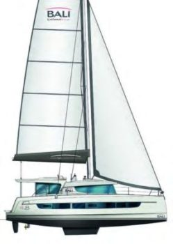 Bali 4.8 by Trend Travel Yachting