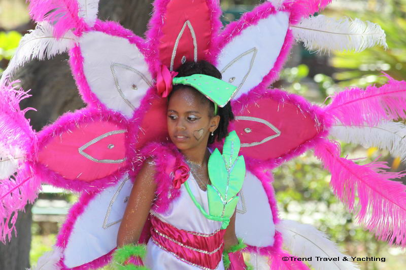 Trend Travel Yachting Karneval in Mindelo