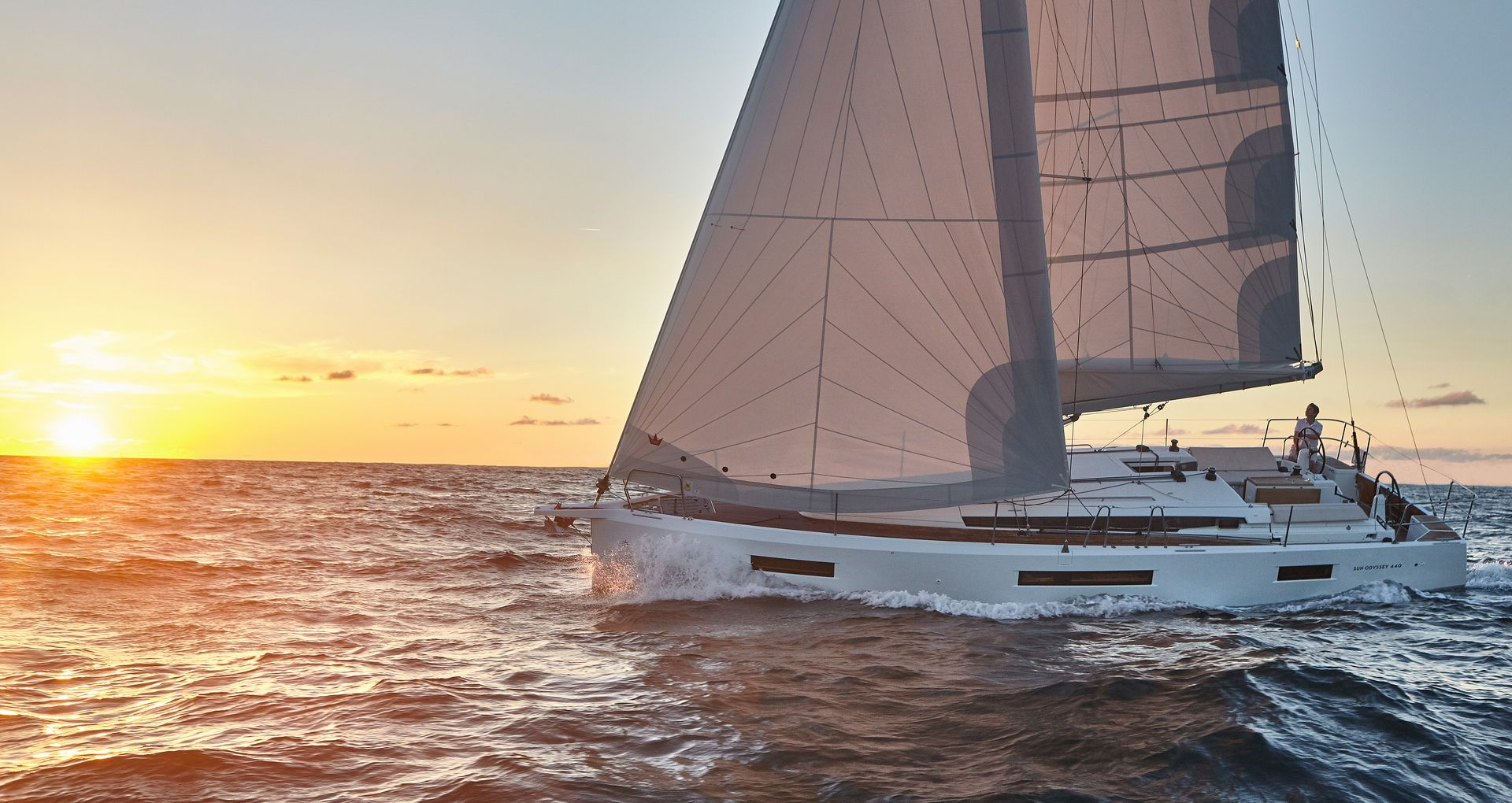 Trend Travel Yachting, Jeanneau Sun Odyssey 440, kaufen oder chartern.