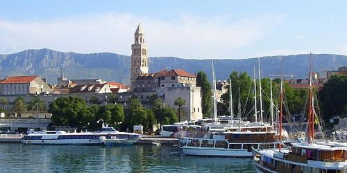 Trend Travel Yachting Charter ab Marina Split Kastela