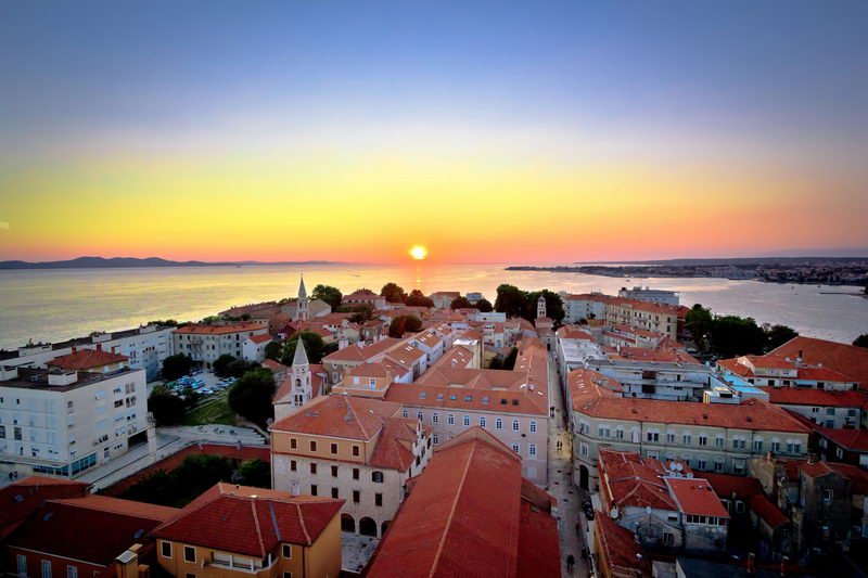 Trend Travel Yachting, Charter ab Zadar.