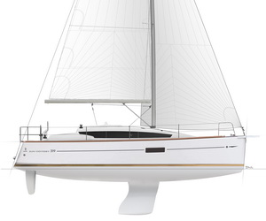 Jeanneau Sun Odyssey 319 Trend Travel Yachting