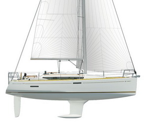 Sun Odyssey 389 Trend Travel Yachting
