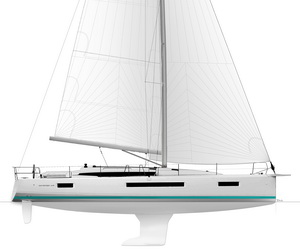 Sun Odyssey 490 Trend Travel Yachting