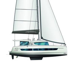 BALI 4.8 Trend Travel Yachting