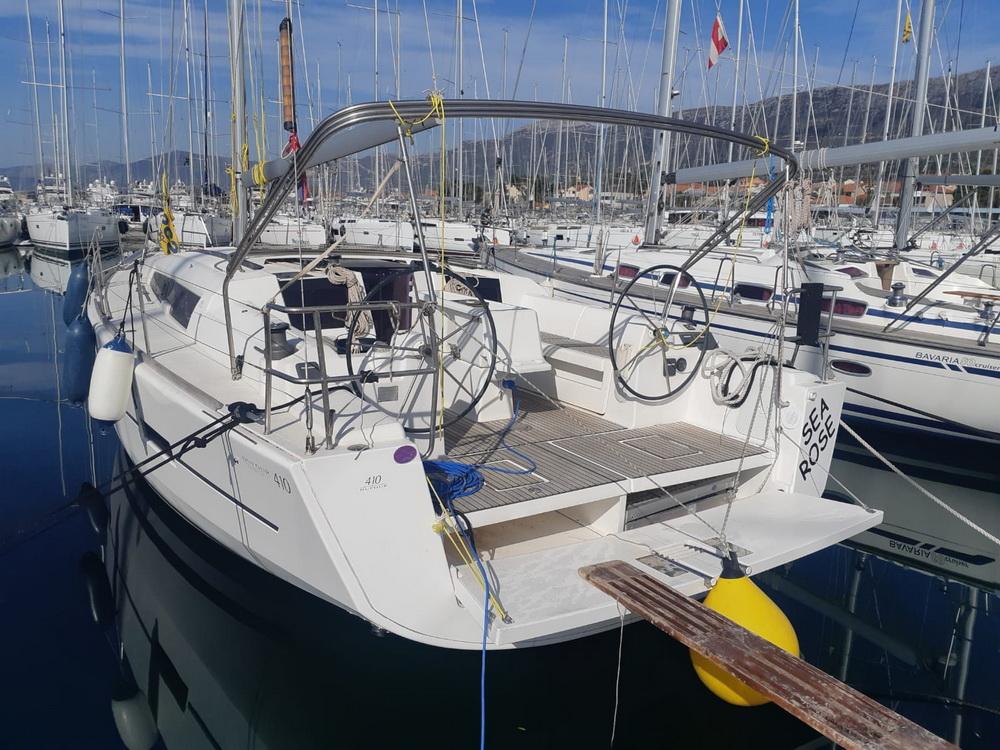 Dufour 410 Gebrauchtyacht Trend Travel Yachting