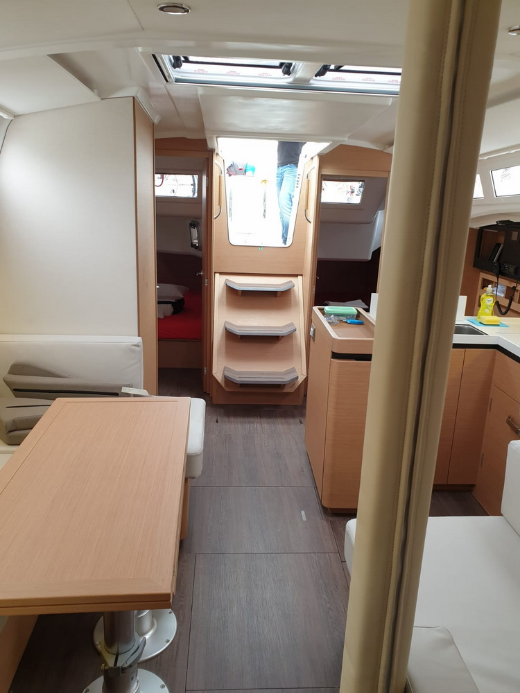 Sun Odyssey 410 Jutisa Gebrauchtyacht von Trend Travel Yachting