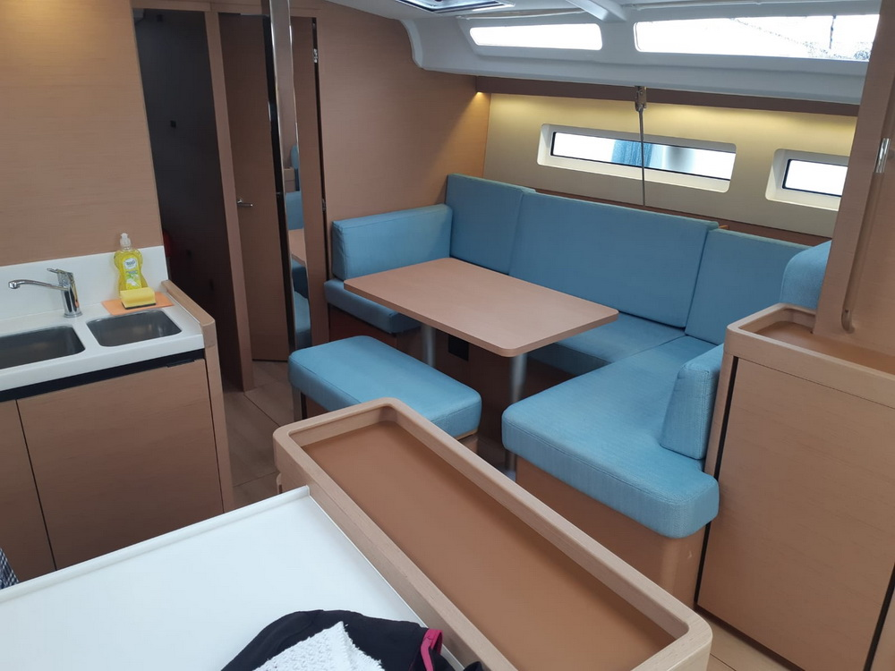 Sun Odyssey 440 Gebrauchtyacht Trend Travel Yachting
