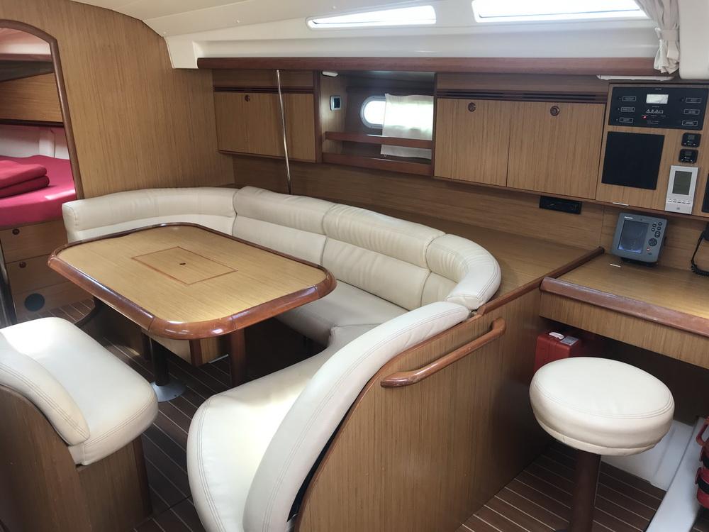 Sun Odyssey 45 Gebrauchtyacht Trend Travel Yachting