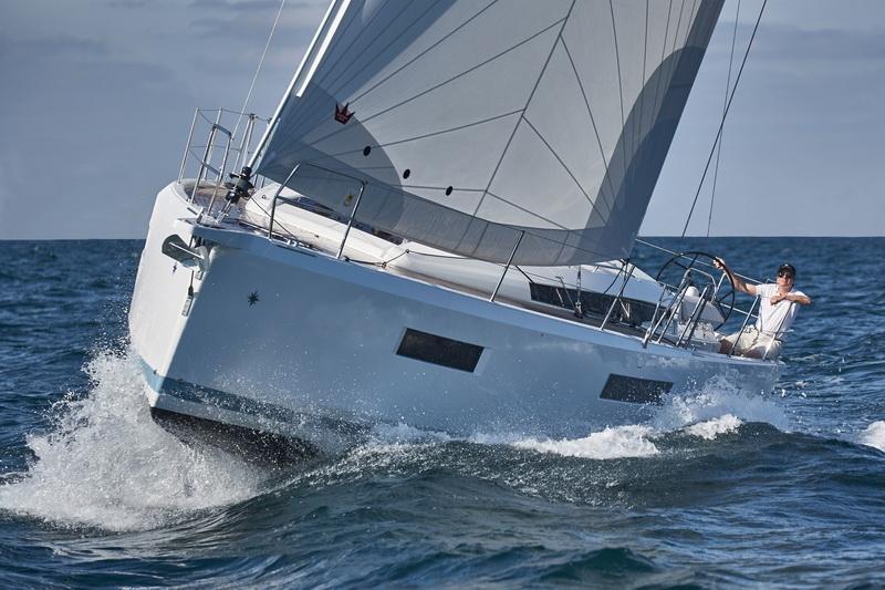 Sun Odyssey 440-Gebrauchtyacht Eignerversion von Trend Travel Yachting
