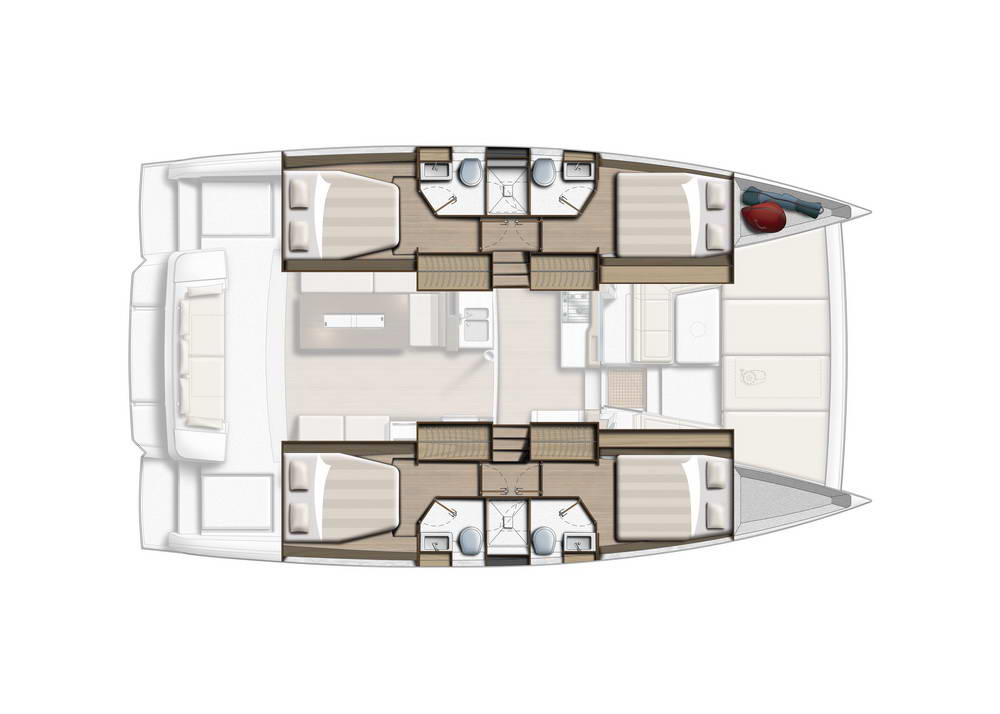 Bali 4.2 by Trend Travel Yachting
