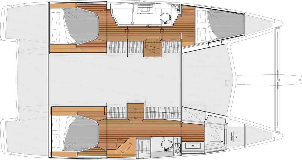 Lucia 40 gebraucht Trend Travel Yachting
