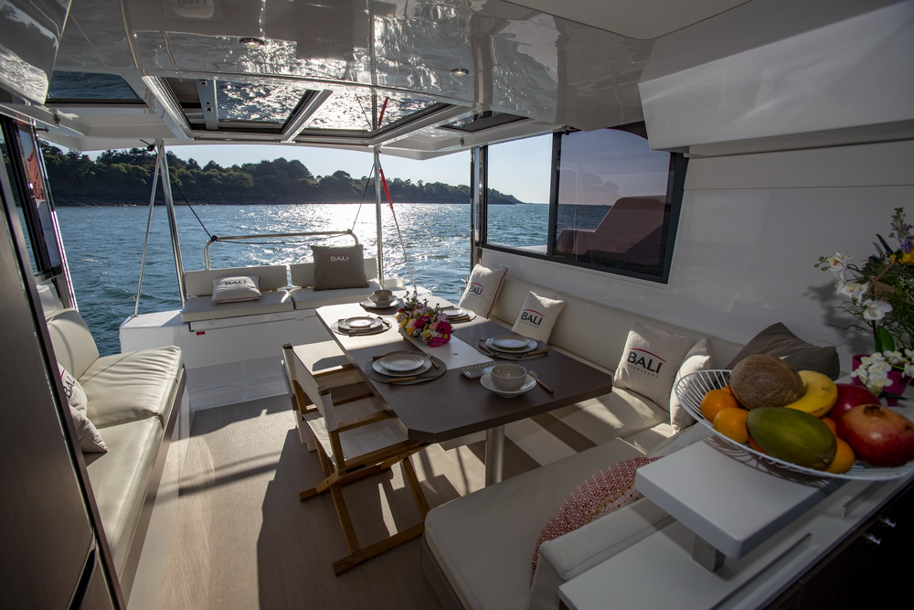 Bali Catspace Daydream Charter Yacht by Trend Travel Yachting