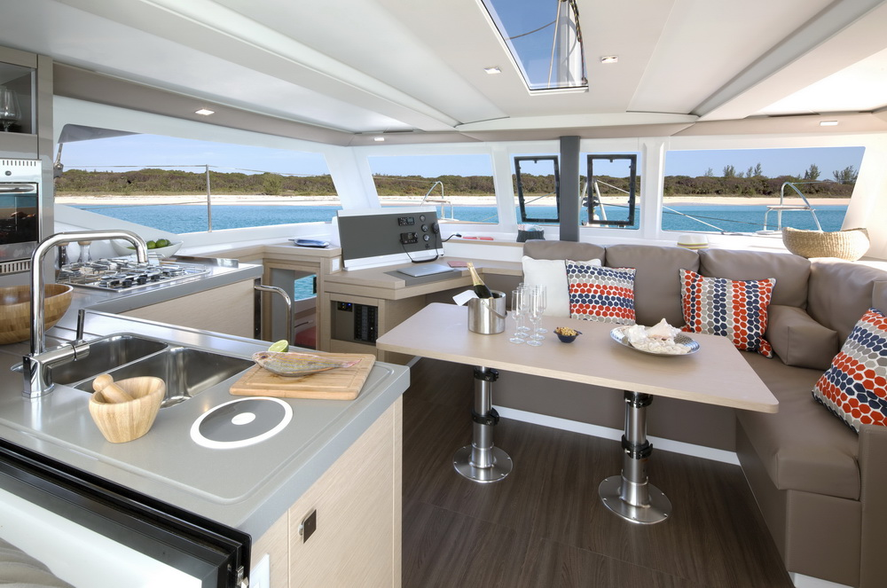 Fountaine Pajot Lucia 40 Lucias Dream Charteryacht by Trend Travel Yachting