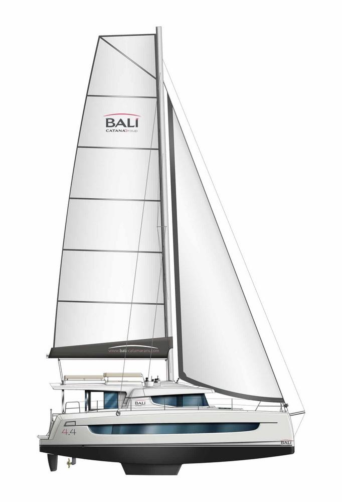 Bali 4.4 Catamaran by Trend Travel Yachting