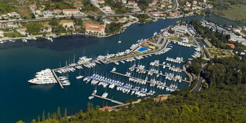 Trend Travel Yachting, Yachtcharter ab ACI Marina Dubrovnik