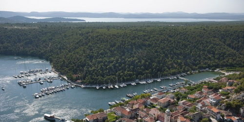 Trend Travel Yachting Charter ab ACI Marina Skradin