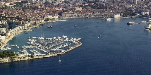 Trend Travel Yachting ab ACI Marina Split